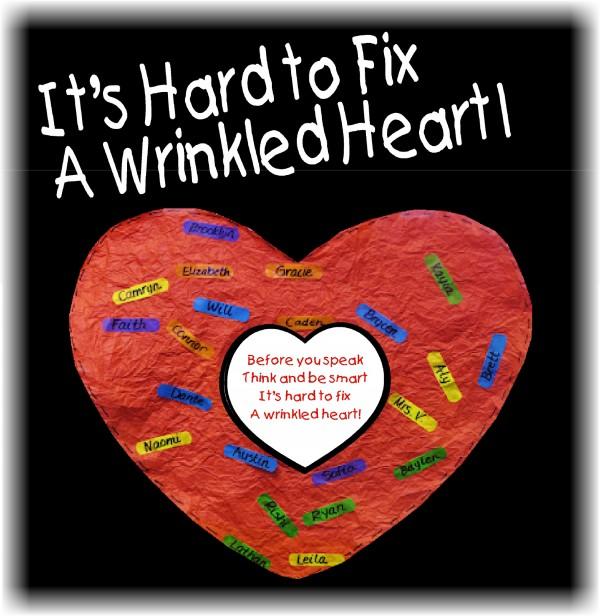 Wrinkled Heart Image2