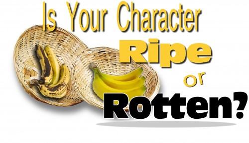 Ripe or Rotten