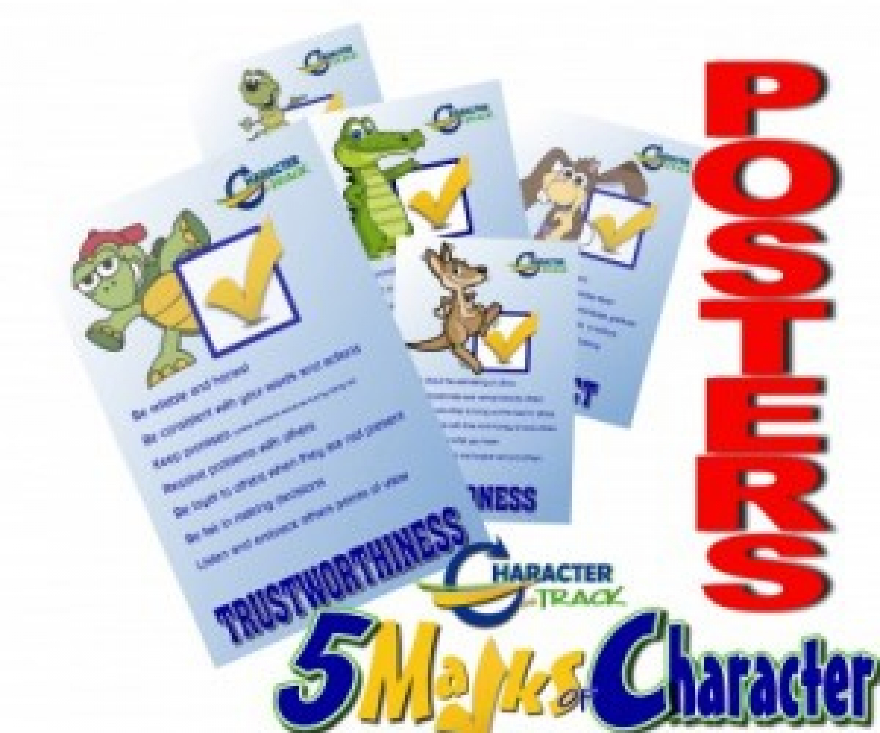 5 Marks of Character poster image