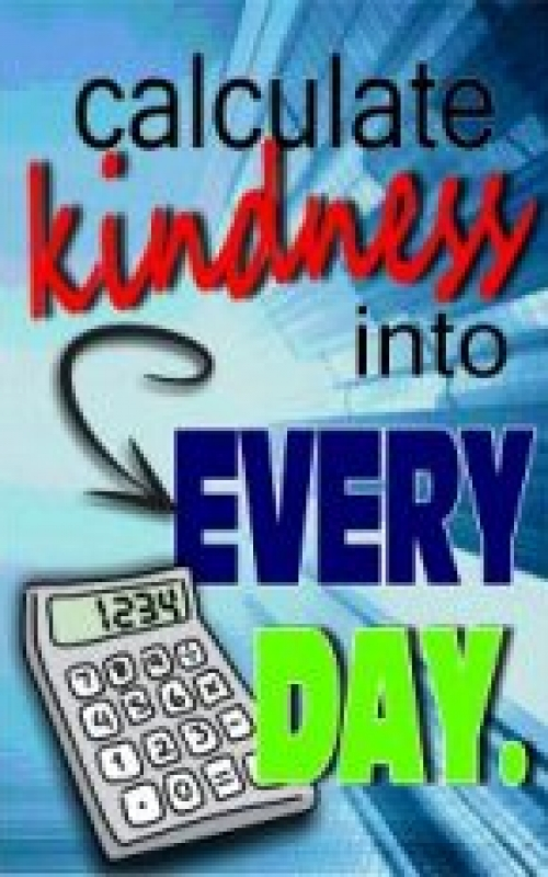 Calculate Kindness