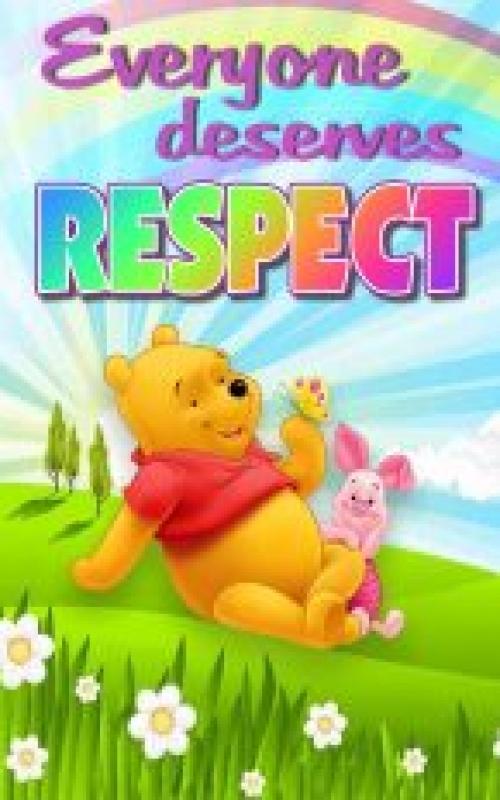 Everyone deserves Respect
