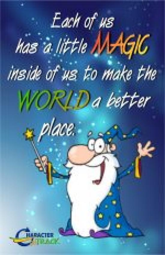 Magic inside us