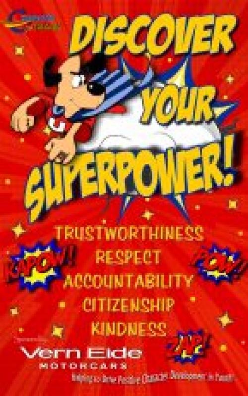 Superpower poster